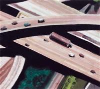 autoroute avec camion by carole benzaken