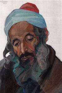 yemen man by saul raskin