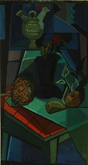 still life by poul bille-holst
