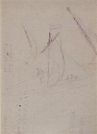 boat by john vanderlyn