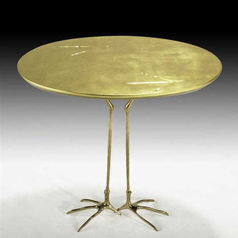 traccia table from ultramobile collection by meret oppenheim
