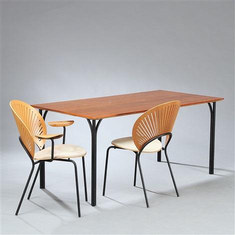 Trinidad Tobago Dining Room Suite Model 8116 And 3297 Set Of 7