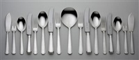 cutlery (set of 97) by gerritsen & van kempen (co.)