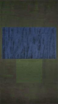 untitled blue + green by jon groom