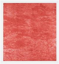 schwarzwasser ii (3 works) by franz gertsch