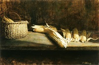 corn on the shelf by adolf sehring