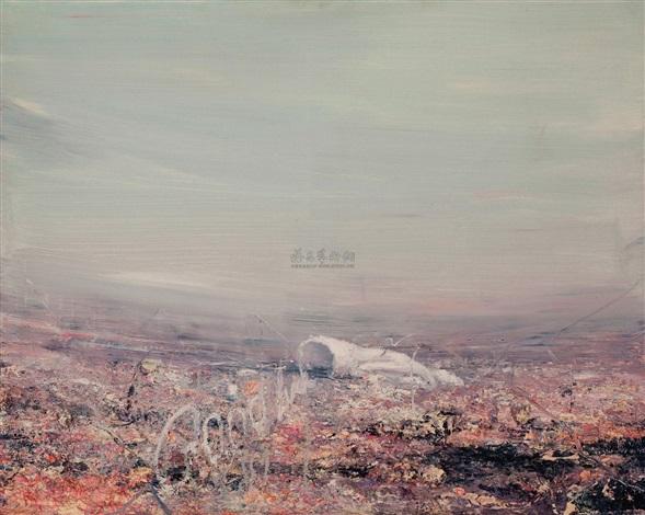 疯景 (the wasteland) by jia aili