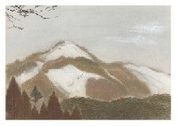 spring snow by kyujin yamamoto