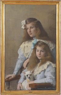 deux filles by rodolphe piguet