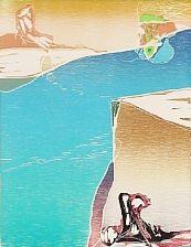 dans le sillage d'lf-aube (from etudes et surprises) by asger jorn