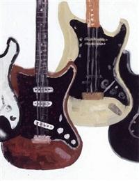 4 guitares by carole benzaken