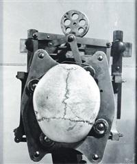 schadel machine-skull machine by dieter appelt