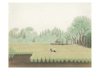 wheat field by kyujin yamamoto