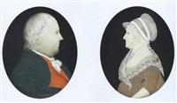 portrait of captain huntington by mary way