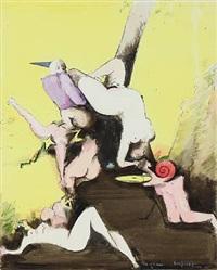 figure composition by hans henrik lerfeldt