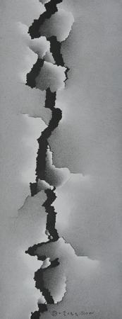 咏叹裂变 (broken sigh) by qiu deshu