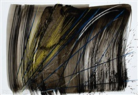 p 1972-1 by hans hartung