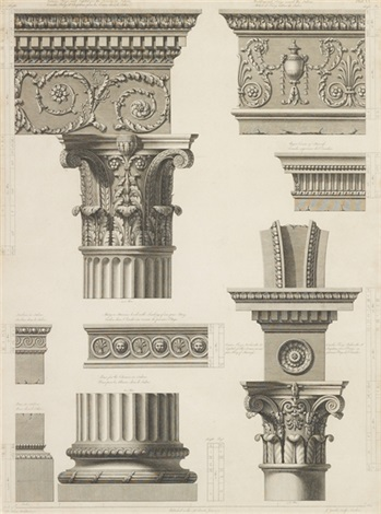 architectural details by robert adam