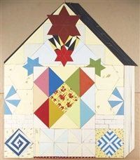 big quilt house by clare rojas