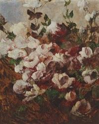 rosenbusch by anton müller-wischin