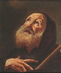 san francesco di paola by giovanni battista piazzetta