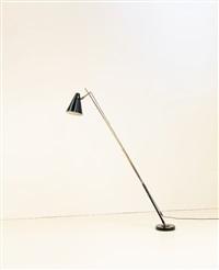 lampada da tavolo allungabile 201 (201 extendable table lamp) by giuseppe ostuni and renato forti
