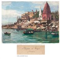 ganj nehri'ne bakiş by georg macco