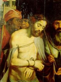 ecco homo by hieronymus francken the elder