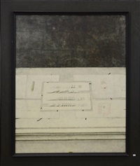 composition en trompe l'oeil by armodio