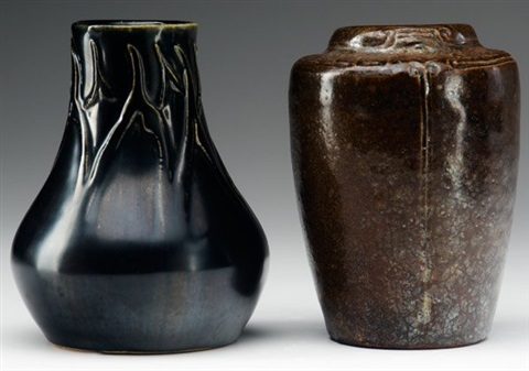 vase 2 works by arequipa pottery
