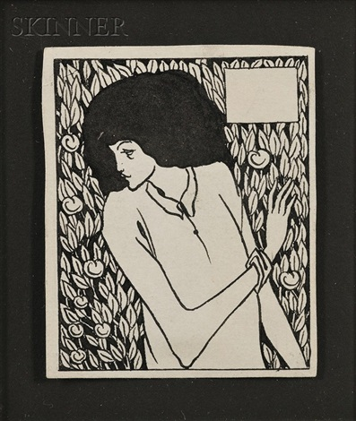 chapter heading from by aubrey vincent beardsley