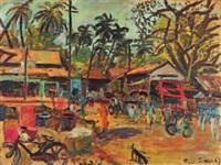 villaggio birmano n.2 by anna sogno