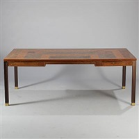 desk by rolf middelboe and gorm lindum