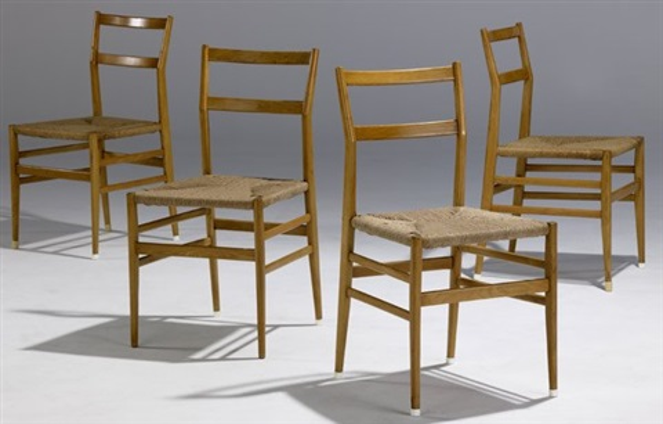 Charmant Superleggera Chair By Gio Ponti
