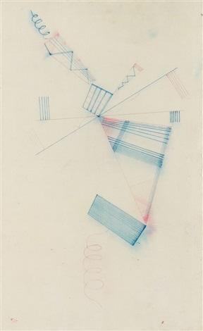 zwei spiralen by wassily kandinsky