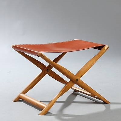 Awesome Folding Stool By Kaare Klint On Artnet Unemploymentrelief Wooden Chair Designs For Living Room Unemploymentrelieforg