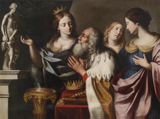 Salomon könig