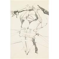 male figure by nancy grossman