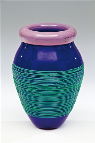 vase chiacchiera by toots zynsky