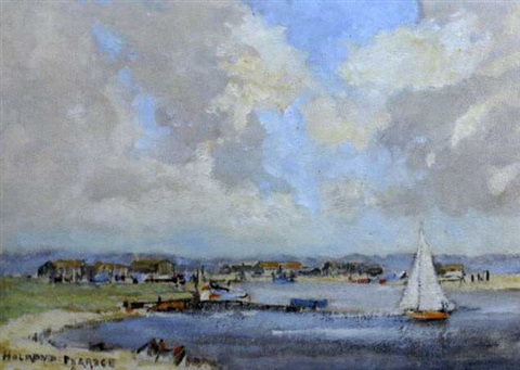 suffolk coast by edward holroyd pearce
