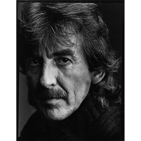 george harrison, los angeles by mark seliger