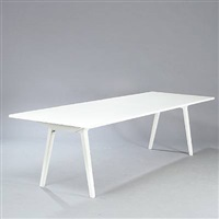 joyn conference table by ronan and erwan bouroullec