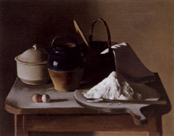 küchenstilleben by pierre jouffroy