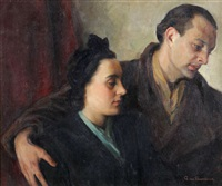 couple by george van raemdonck