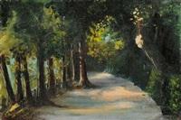 paesaggio by antonio piccini