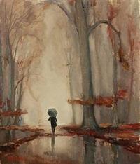 regnvaad vej digterhaven by ib eisner