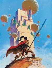 la tour suspendue (poster) by caza