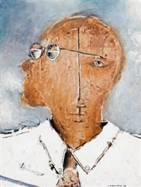 ghandi by kagiso patrick mautloa