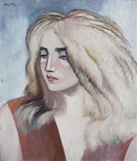 la testa bionda by alberto magnelli