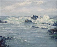the incoming tide by augustus william enness